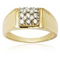 Stylish Diamond Jewelry Ring for Men