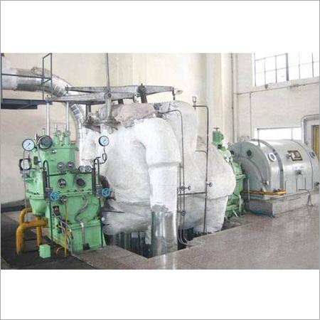 Extraction Cum Back Pressure Turbines