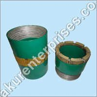 NX/NWG Impregnated Core Bit V-Profile