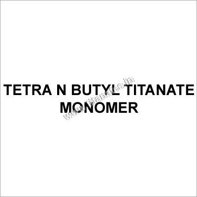 Tetra N Butyl Titanate Monomer