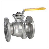 2 Piece Ball Valves