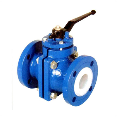 PTFE Lined Ball Valves