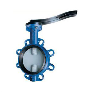 PTFE Lined Actuated Butterfly Valves