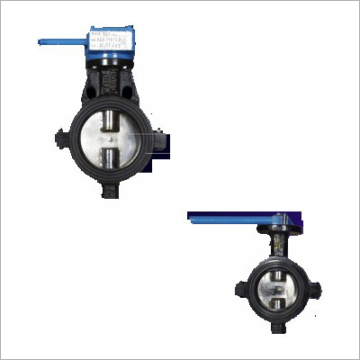 Two Piece Body Butterfly Valves