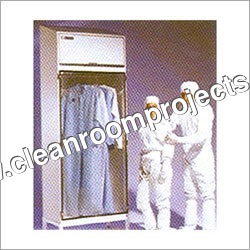 Cleanroom Garment Storage Cabinets