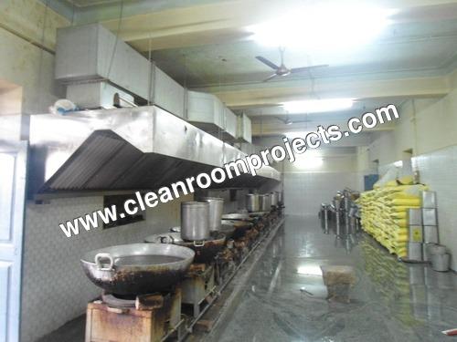 Kitchen hood Exhausts