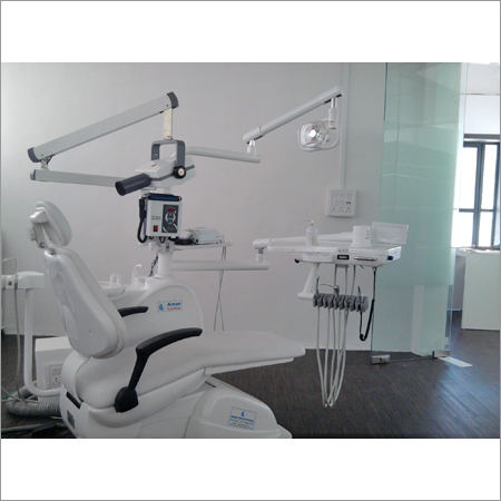 Dental Chair Mount X-Ray