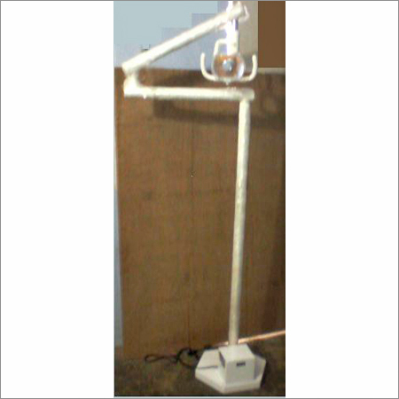 Dental Light With Floor Stand