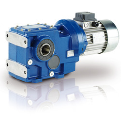 Helical Bevel Gear Reducers Cast Iron