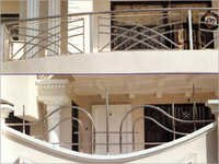 Stylish Designs Steel Railings