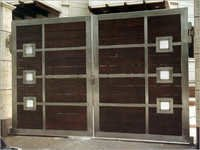 Stainless Steel Design Gates