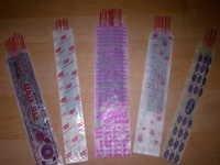 Printed Glassine Bags