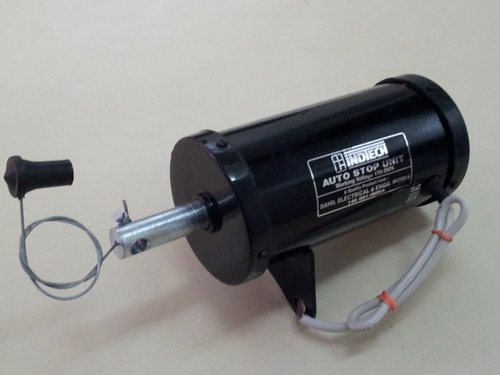 Automatic Generator Stopper