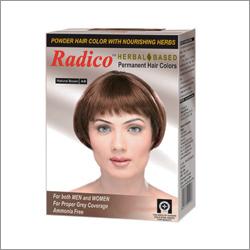 Herbal Hair Color Brown