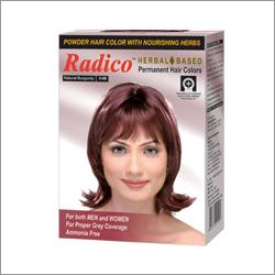 Herbal Hair Color Burgundy