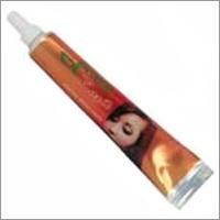 Instant henna Paste Tube