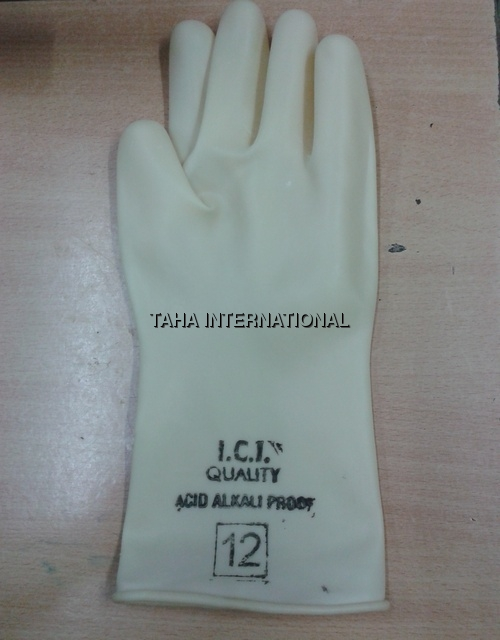 Acid Alkali Chemical Gloves