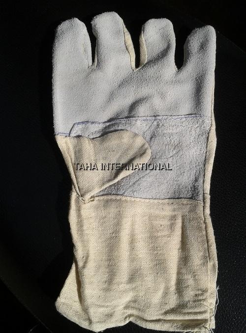 Chrome Canvas Gloves