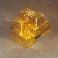 Yellow Gold Bars