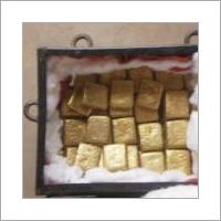 Fine Gold Bullion Bars