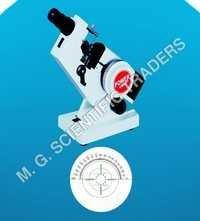 Lensometer Corona Target