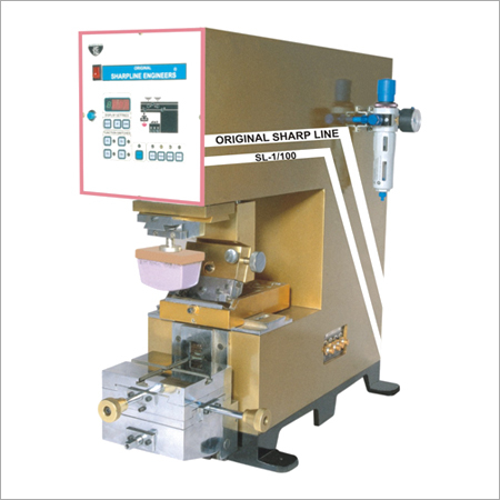 Single Colour Open Ink Well Machine