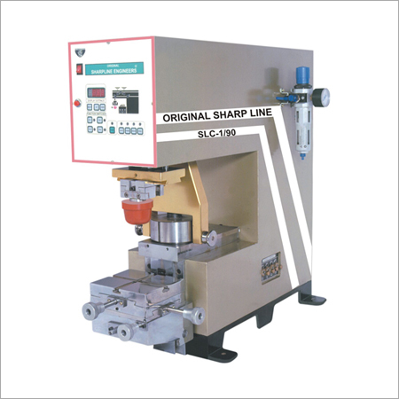 Single Colour Close Ink Cup Machine