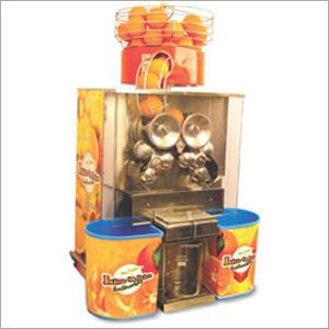 Orange Juice & Pomegranate Juice Machine Counter