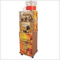 Orange & Pomegranate Juice Machine