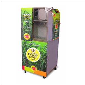 Sugar Cane Juice Extracting Machine Built In Waste