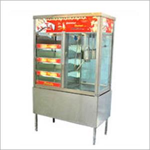 Popcorn Machine with Four Warmers