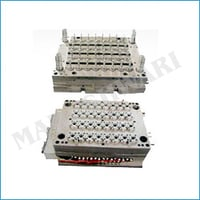 High precision plastic injection molding