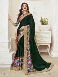 Printed Exclusive Saree
