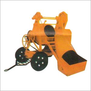 Hooper Concrete Mixer