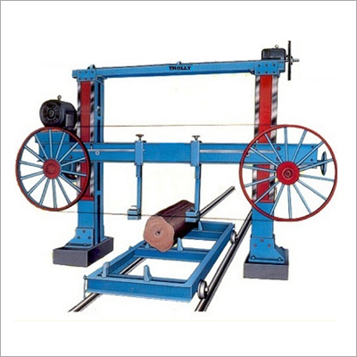 Horizontal Trolley Machine