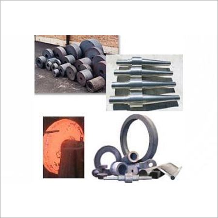 Forged Steel Parts & Components