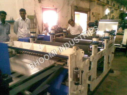 Aluminum Cut to Length Machine