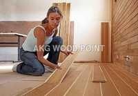Laminated Wood Flooring