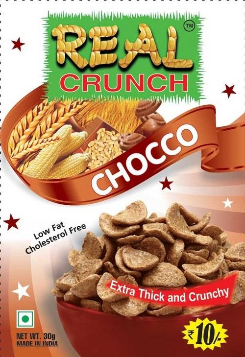 Real Crunch Choco