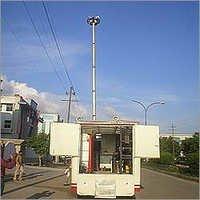 Pneumatic Telescopic Light Tower