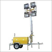 Telescopic Light Tower