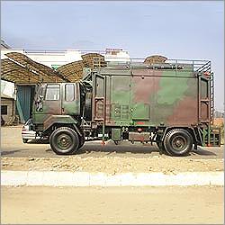 Communication Vehicle