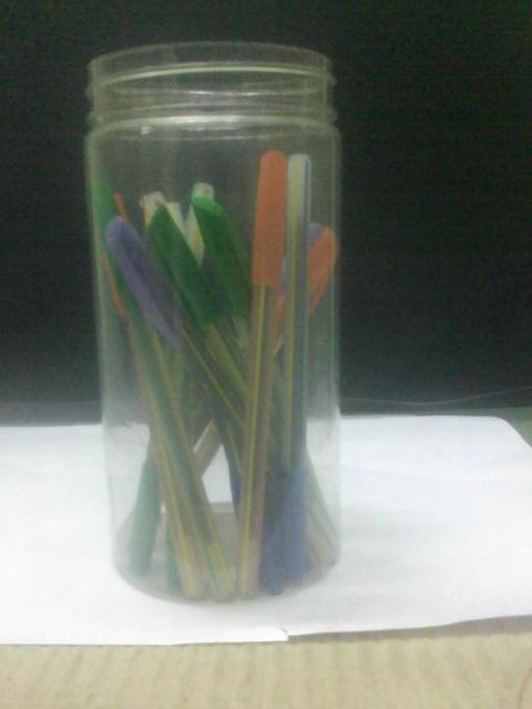 Stationary items jar