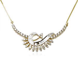 Latest Design Diamond Indian Jewelry