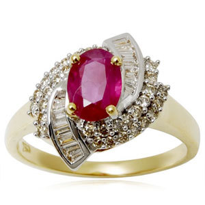 genuine royal ruby gemstone ring, blood ruby diamond  gold, 14k white gold ruby