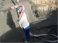 Heavy Equipment Grouting