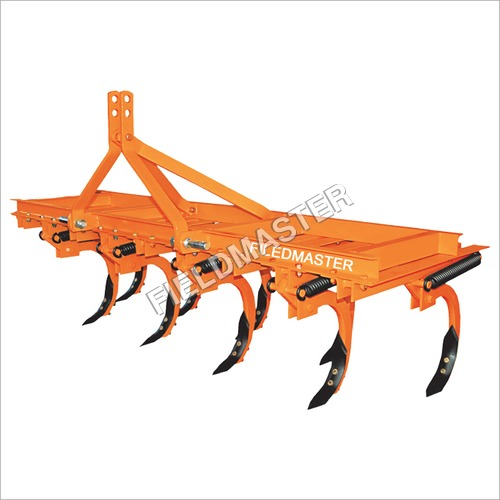 Heavy Duty Spring Loaded Tiller