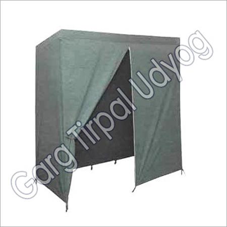 Double Cotton Toilet Tent