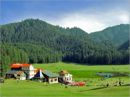 Khajjiar Himachal Pradesh Tourism