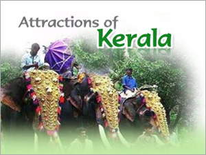 Kerala Attractions Tour Package